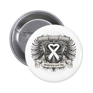 Lung Cancer Hope Love Cure Buttons
