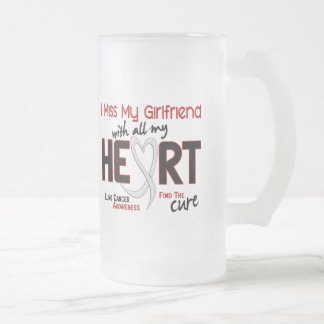 Lung Cancer I Miss My Girlfriend Coffee Mug