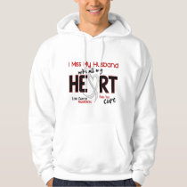 Lung Cancer I Miss My Husband Hoodie