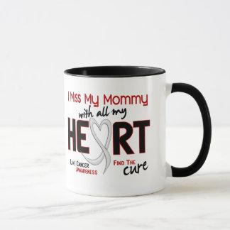 Lung Cancer I Miss My Mommy Mug