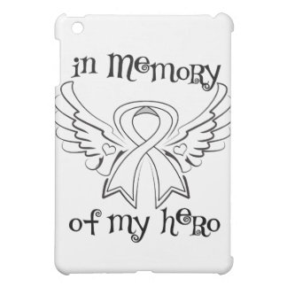 Lung Cancer In Memory of My Hero iPad Mini Cover