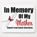 Lung Cancer In Memory of My Mother Mouse Mats