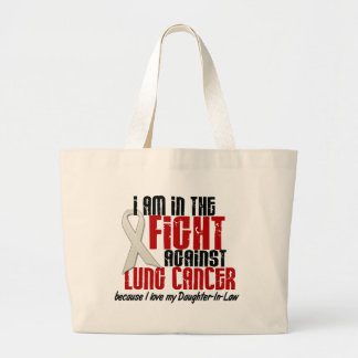 Lung Cancer IN THE FIGHT 1 Daughter-In-Law Bags