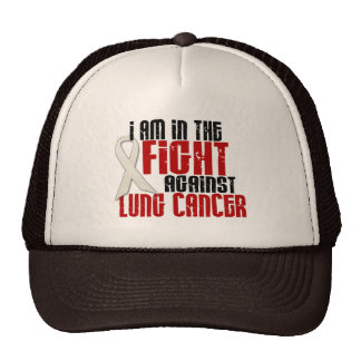 Lung Cancer IN THE FIGHT 1 Trucker Hat