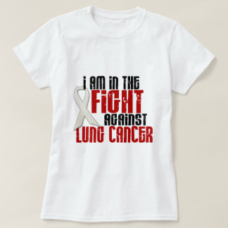 Lung Cancer IN THE FIGHT 1 T-Shirt