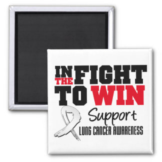 Lung Cancer In The Fight To Win Magnets