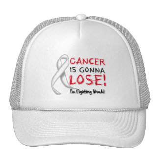 Lung Cancer is Gonna Lose Trucker Hat