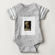 lung cancer kills baby bodysuit