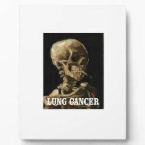 lung cancer kills plaque