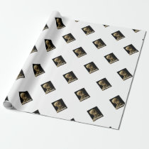 lung cancer kills wrapping paper