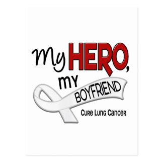 Lung Cancer MY HERO MY BOYFRIEND 42 Postcards