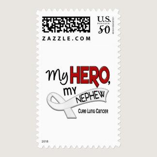 Lung Cancer MY HERO MY NEPHEW 42 Postage