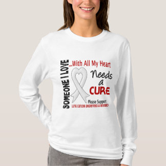 Lung Cancer Needs A Cure 3 T-Shirt