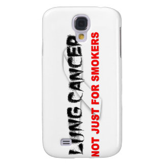 Lung Cancer: Not Just For Smokers Galaxy S4 Cover