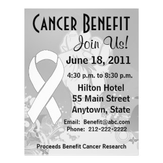 Lung Cancer Personalized Benefit Flyer
