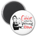 Lung Cancer Picked The Wrong Diva Magnet