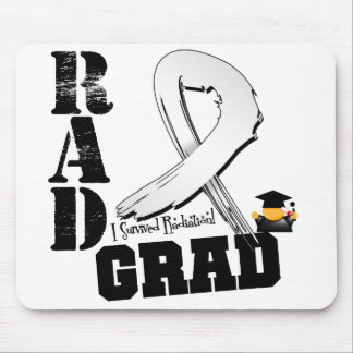 Lung Cancer Radiation Therapy RAD Grad Mouse Mats