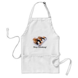 Lung cancer risk adult apron