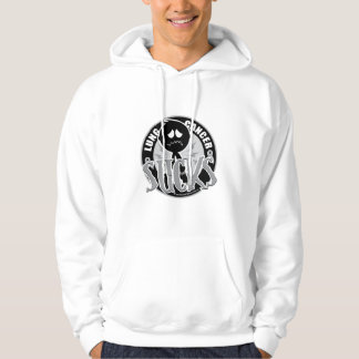 Lung Cancer Sucks Hoodie