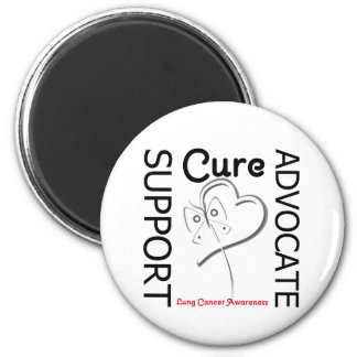 Lung Cancer Support Advocate Cure Magnet