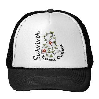 Lung Cancer Survivor 15 Trucker Hat