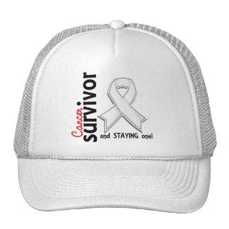 Lung Cancer Survivor 19 Trucker Hat