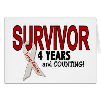 Lung Cancer Survivor 4 Years