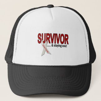 Lung Cancer Survivor Trucker Hat