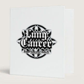 Lung Cancer Tribal Binder