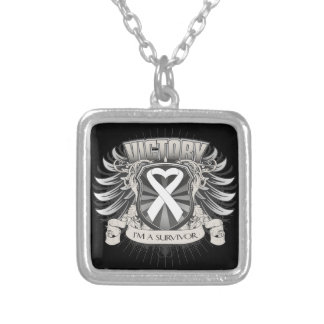 Lung Cancer Victory Pendants