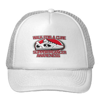 Lung Cancer Walk For A Cure Trucker Hat