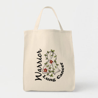 Lung Cancer Warrior 15 Tote Bags