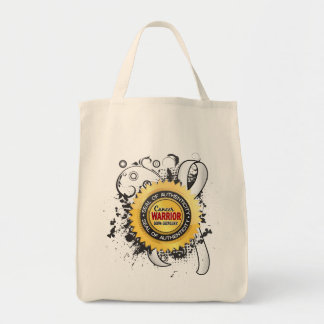 Lung Cancer Warrior 23 Tote Bags