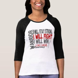 Lung Cancer Warrior Shirt