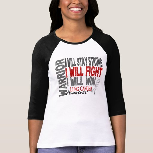 Lung Cancer Warrior Shirts