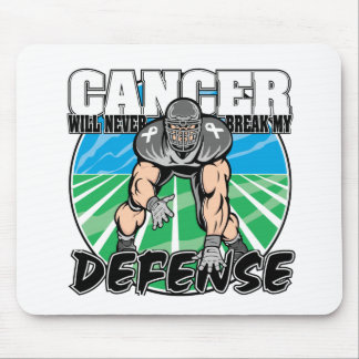 Lung Cancer Will Never Break My Defense Mousepad