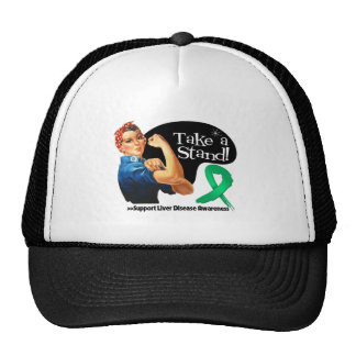 Lung Disease Awareness Take a Stand Hats