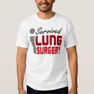 Lung Surgery Survivor Shirt