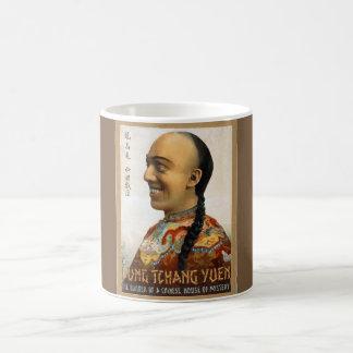 Lung Tchang Yuen White 11 oz Classic Mug