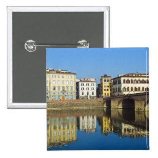 Lungarno Vespucci, alla Carraia de Ponte, Pin Cuadrado