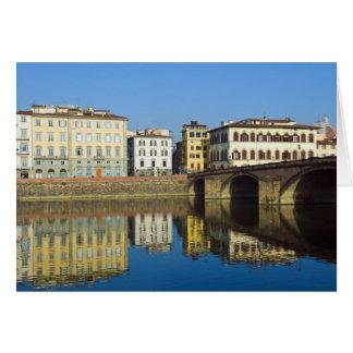 Lungarno Vespucci, Ponte alla Carraia, Card
