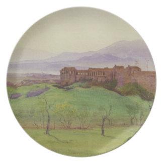 Lunghezza, a medio camino entre Roma y Tivoli (w/c Platos