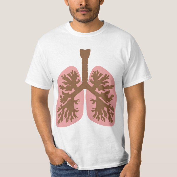 Lungs and Bronchus T-Shirt
