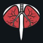 "Lungs Cake Topper<br><div class=""desc"">Lungs</div>"