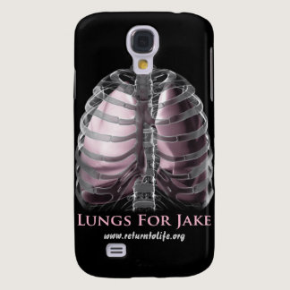 Lungs for Jake Samsung Galaxy S4 Cover