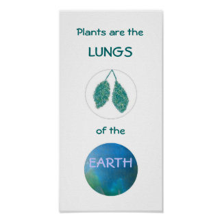 Lungs of the Earth - poster