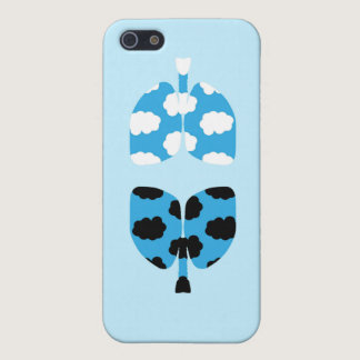 lungs phone case