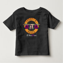 Lungs & Roses Toddler Shirt Cystic Fibrosis