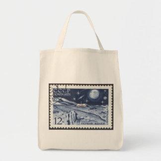 Lunokhod 1 Russian Moon Probe 1970 Canvas Bag