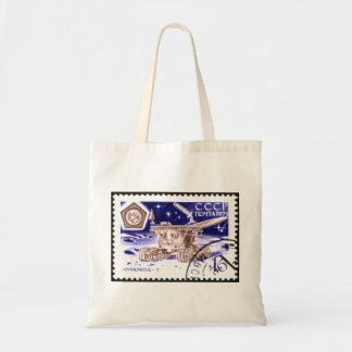 Lunokhod-1 Russian Space Robot Tote Bag